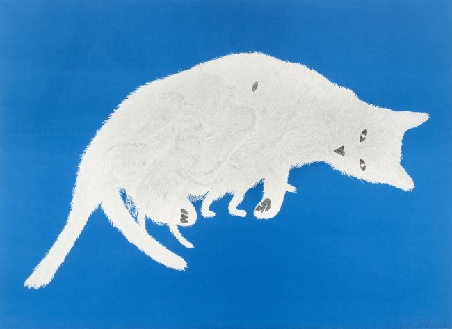 estampe Litter Kiki Smith