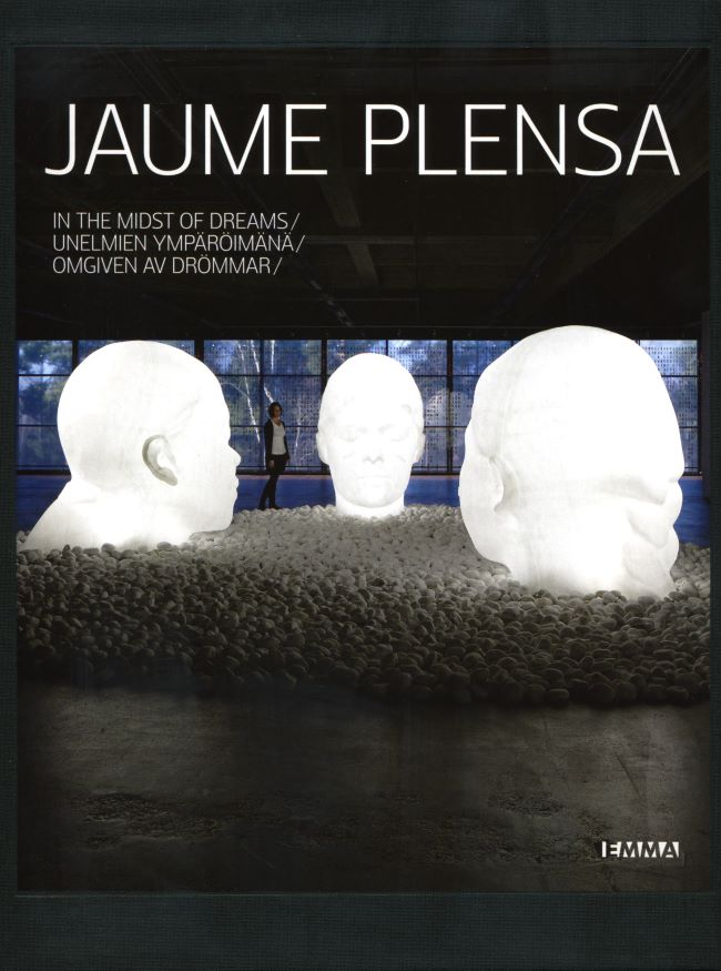 livre In the Midst of Dreams Jaume Plensa