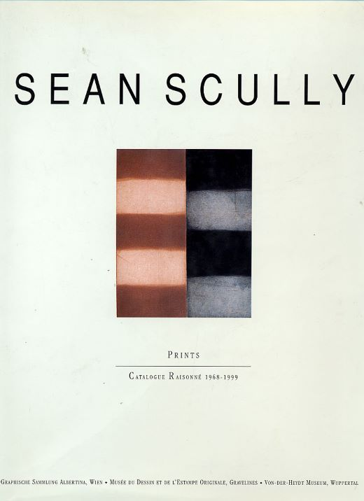 livre Prints (1968-1999) Sean Scully