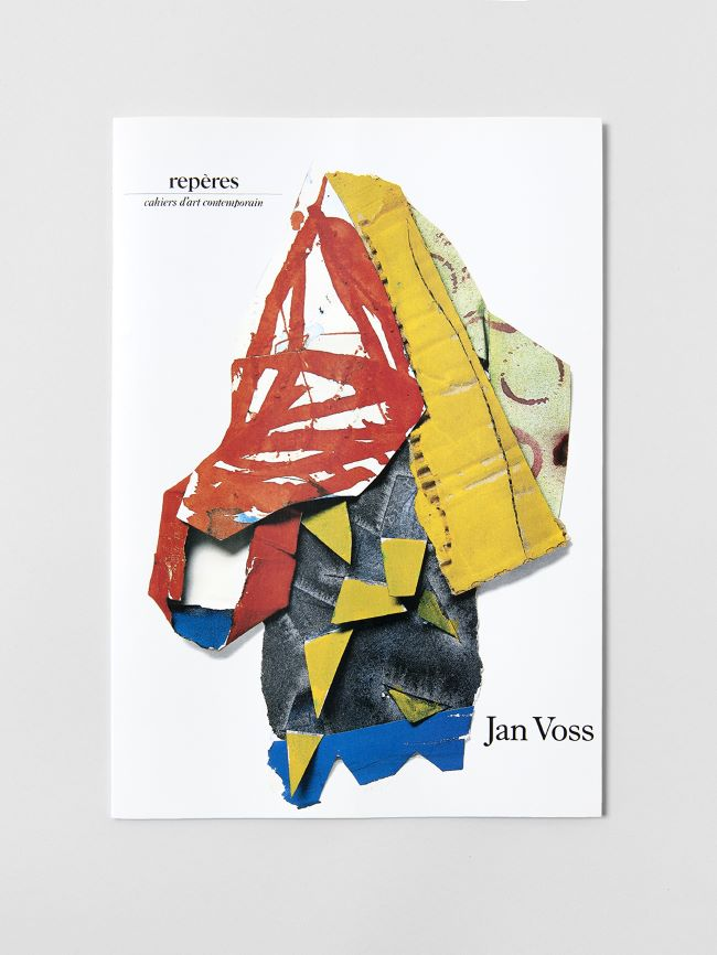 livre Collages, origami, reliefs Jan Voss