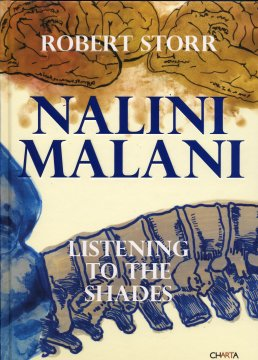 livre Listening to the shades Nalini Malani