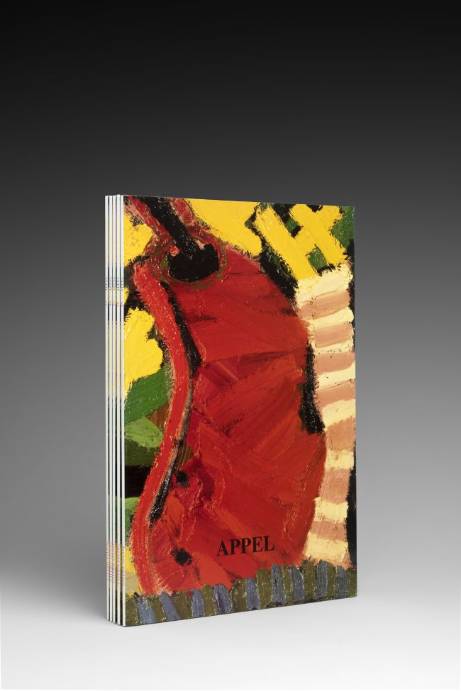 livre Natural Phenomenon Karel Appel