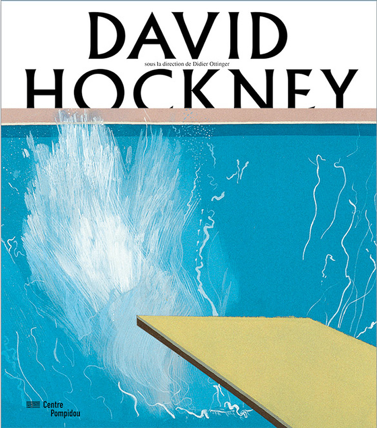livre David Hockney David Hockney