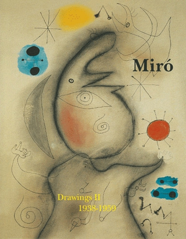 livre Miró Drawings. Vol.2 (1938-1959) Joan Miró