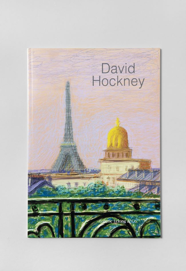 livre Pictures of Daily Life David Hockney