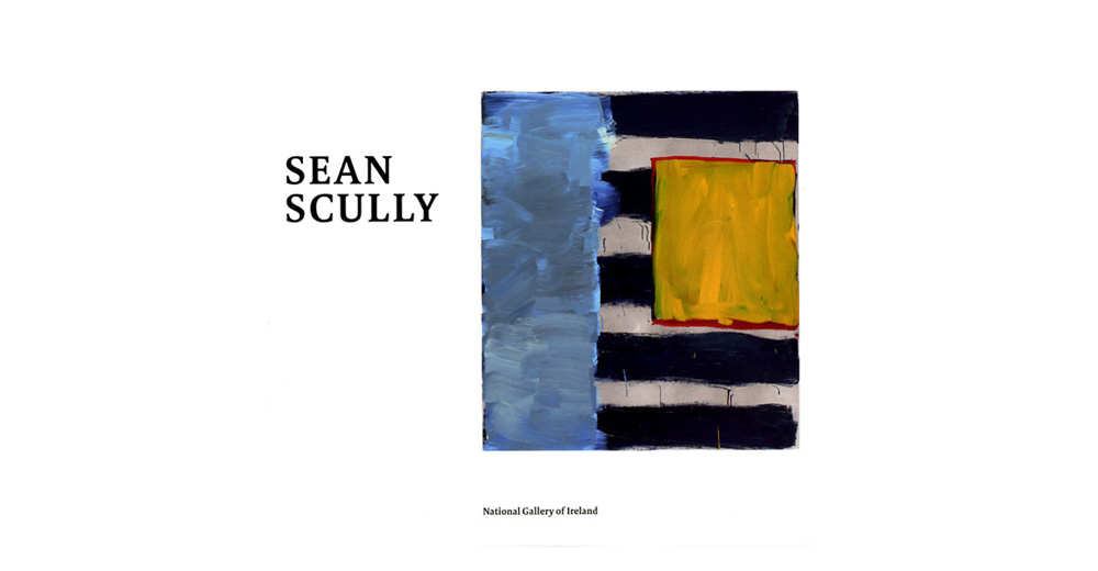 livre Sean Scully at the National Gallery of Ireland Sean Scully