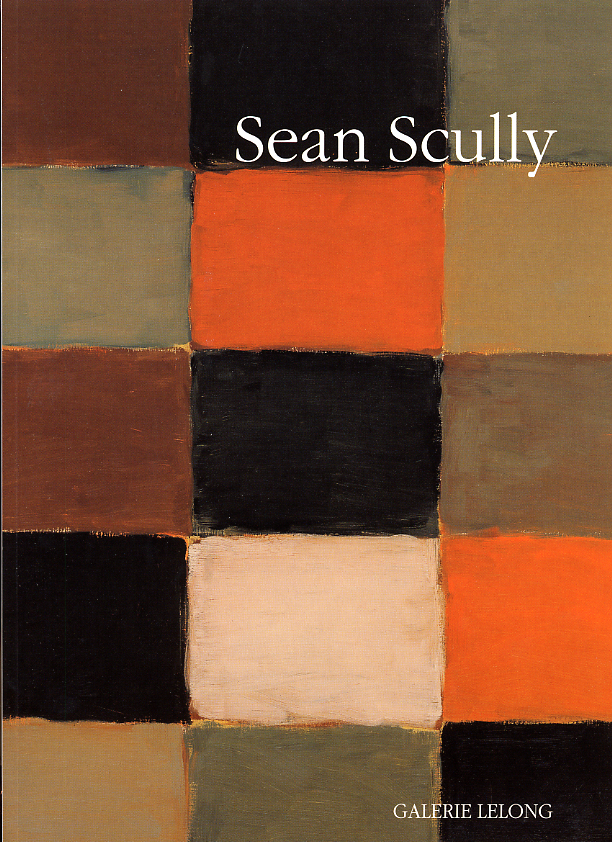 livre Winter Robe Sean Scully