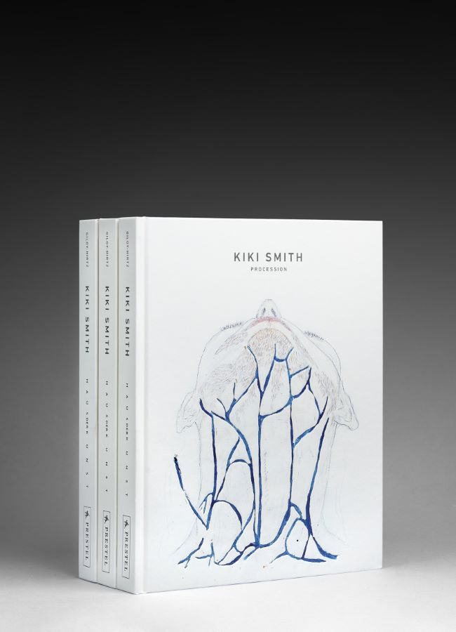 livre Procession Kiki Smith