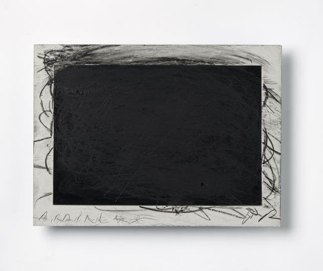 oeuvres Sans Titre Arnulf Rainer