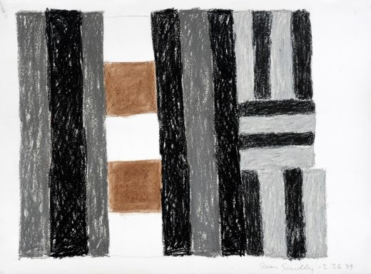 oeuvres 12.26.84 Sean Scully