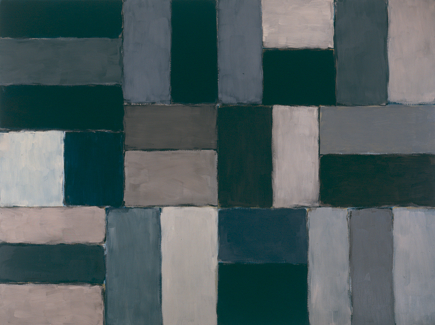 oeuvres Raphael Sean Scully