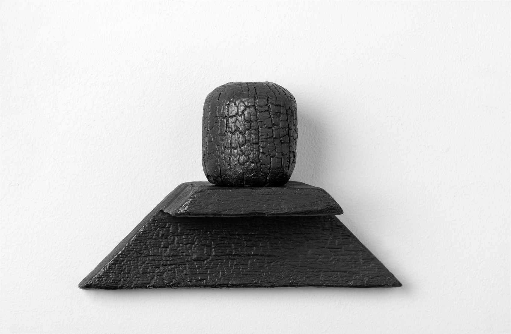 oeuvres Object and Shelf David Nash