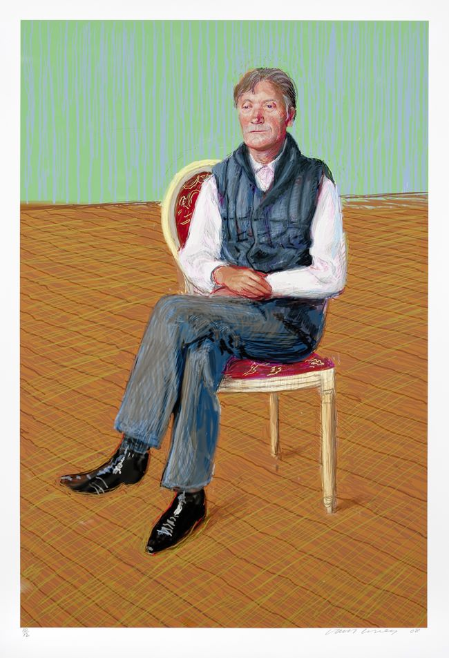 oeuvres Sir Tatton Sykes David Hockney
