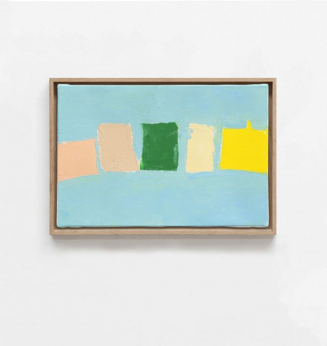 oeuvres Untitled Etel Adnan